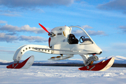 Concept Ice Vehicle FR Satic High R
